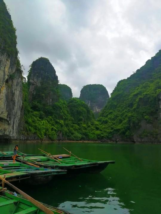 halong boats
