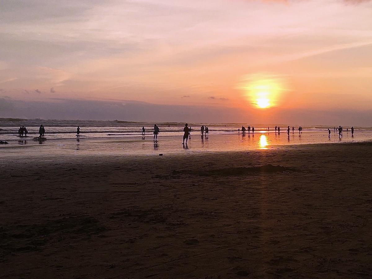 10 Days in Bali - Seminyak Sunset