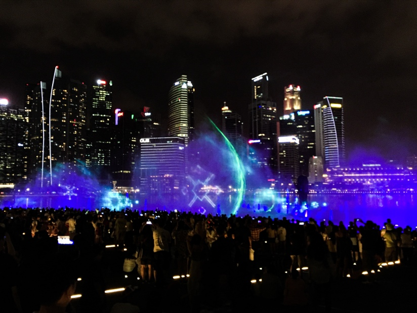 Two Days In Singapore - Spectra Show